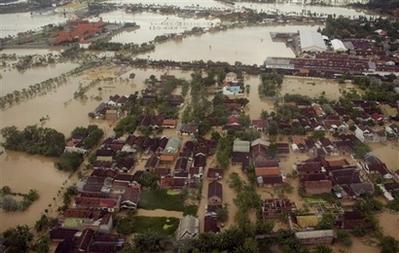 Banjir BengawanSolo